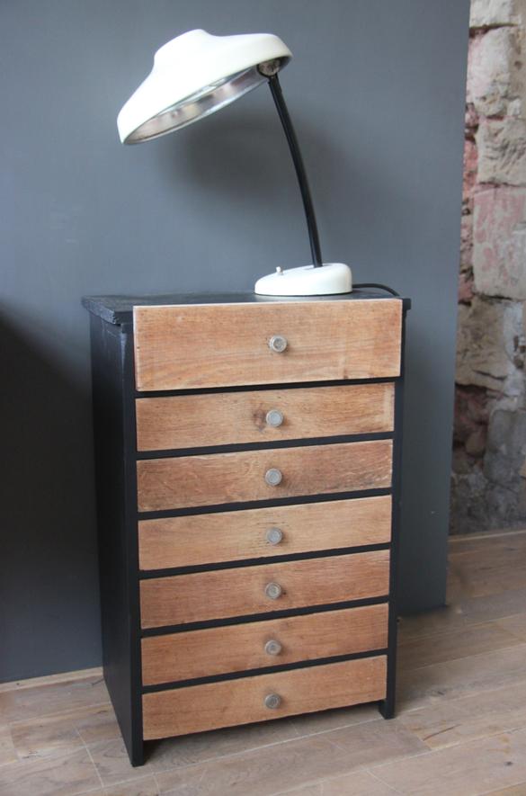 meuble de bureau petite belette. Black Bedroom Furniture Sets. Home Design Ideas